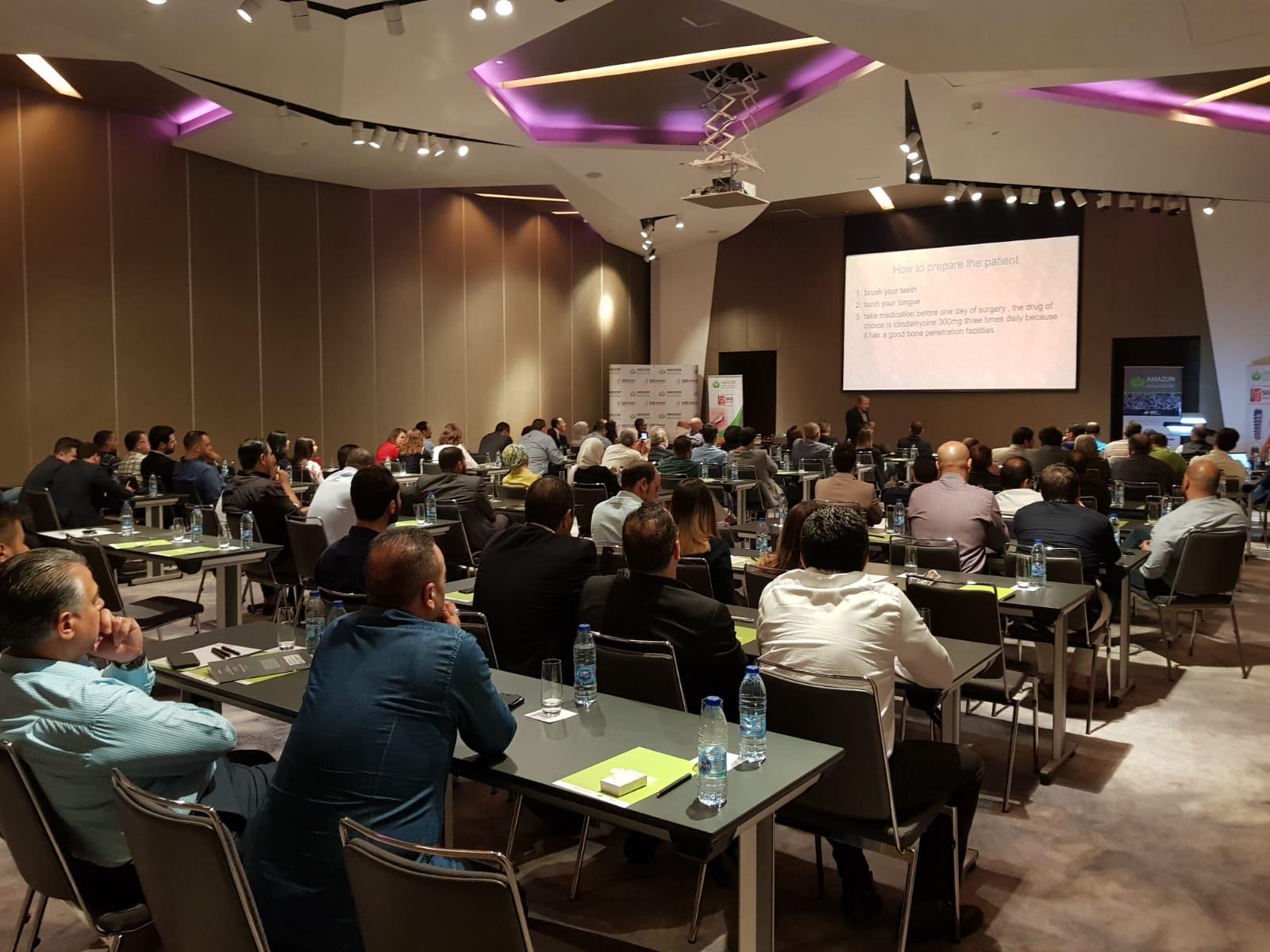 SGS conference and course JORDAN, Amman – SGS Dental